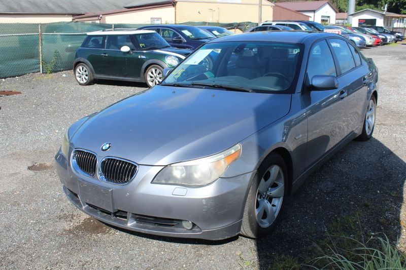 2004 BMW 545i 545iA  city MD  South County Public Auto Auction  in Harwood, MD