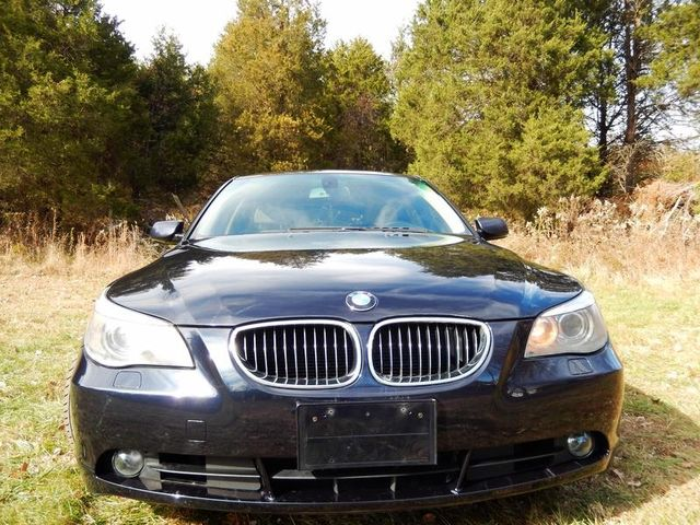 2004 BMW 545i 6-SPEED MANUAL W/SPORT/PREMIUM/NAVIGATION Leesburg, Virginia 2