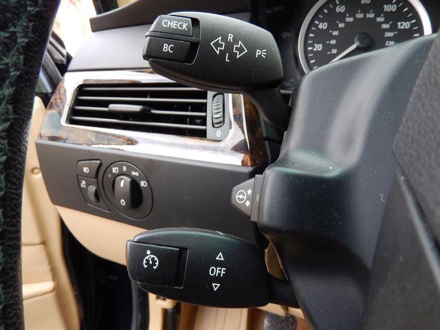 2004 BMW 545i 6-SPEED MANUAL W/SPORT/PREMIUM/NAVIGATION Leesburg, Virginia 21