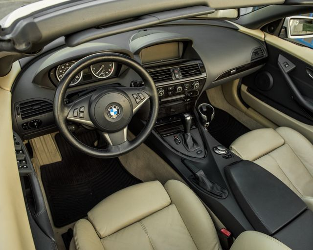 2004 BMW 645Ci Burbank, CA 15