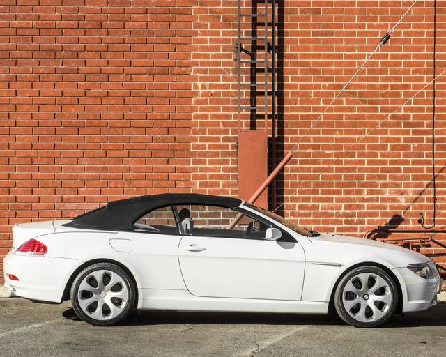 2004 BMW 645Ci Burbank, CA 3