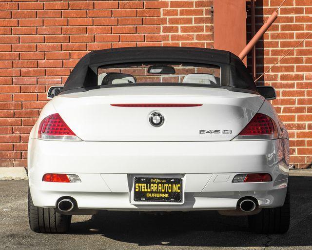 2004 BMW 645Ci Burbank, CA 6