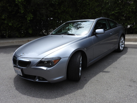 2004 BMW 645Ci, Coupe Super Clean! in , California