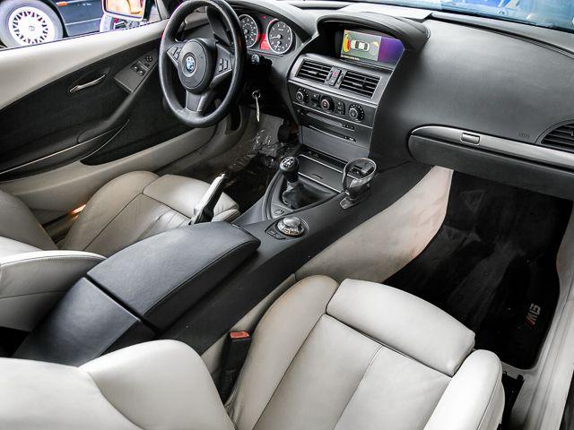 2004 BMW 645Ci MANUAL 6sp manual Burbank, CA 11