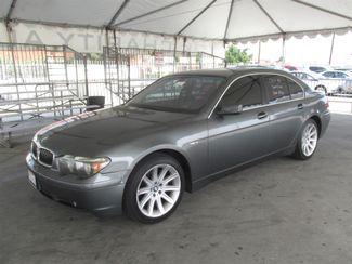 2004 BMW 745i Gardena, California