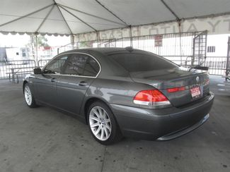 2004 BMW 745i Gardena, California 1