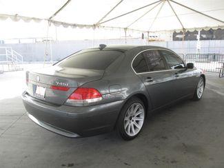 2004 BMW 745i Gardena, California 2