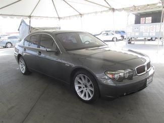 2004 BMW 745i Gardena, California 3