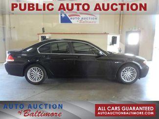 2004 BMW 745i  | JOPPA, MD | Auto Auction of Baltimore  in Joppa MD
