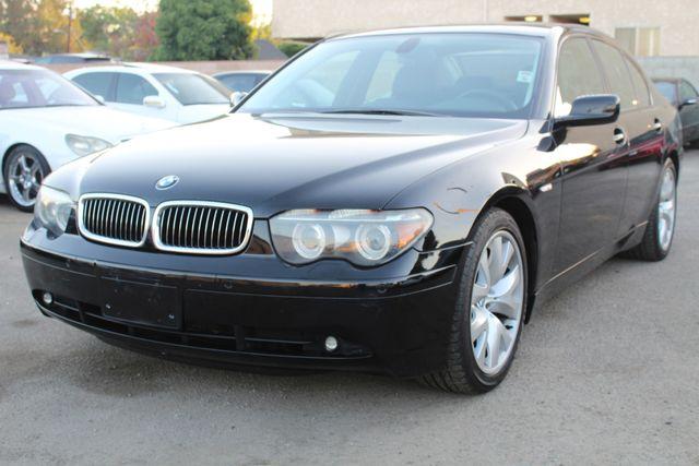 2004 BMW 745i