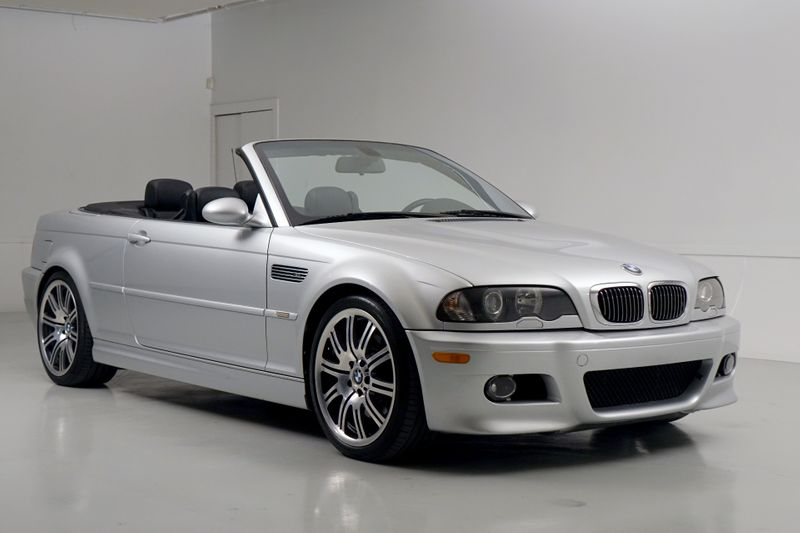 2004 BMW M Models M3*only 88k*Nav*Auto Trans*Rare BMW**   Plano, TX   Carrick's Autos in Plano TX