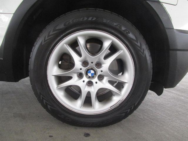 2004 BMW X3 2.5i Gardena, California 14