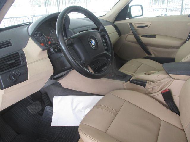 2004 BMW X3 2.5i Gardena, California 4