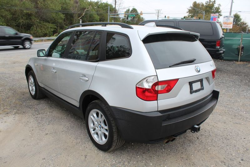 2004 BMW X3 25i 25I  city MD  South County Public Auto Auction  in Harwood, MD