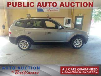 2004 BMW X3 2.5i  | JOPPA, MD | Auto Auction of Baltimore  in Joppa MD
