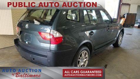 2004 BMW X3 2.5i  | JOPPA, MD | Auto Auction of Baltimore  in JOPPA, MD