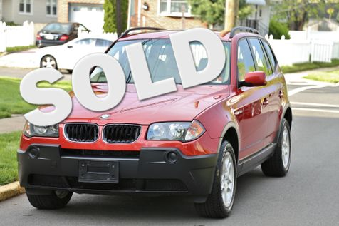2004 BMW X3 2.5i  in