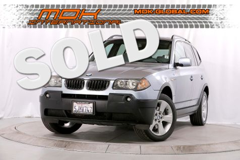 2004 BMW X3 3.0i - Sport - Premium - NEW TIRES! in Los Angeles