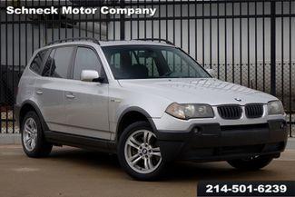 2004 BMW X3 3.0i in Plano, TX 75093