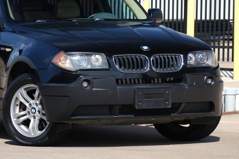 2004 BMW X3 3.0i AWD*Only 113k mi* Leather* Sunroof* EZ Finance** | Plano, TX | Carrick's Autos in Plano, TX
