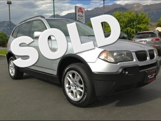 2004 BMW X3 2.5i in Lindon, UT 84042