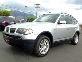 2004 BMW X3 2.5i LINDON, UT 2