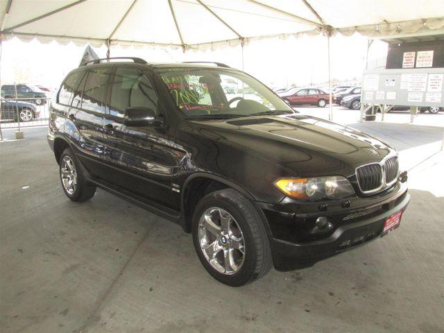 2004 BMW X5 3.0i Gardena, California 3