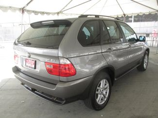2004 BMW X5 3.0i Gardena, California 2