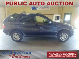 2004 BMW X5 3.0i  | JOPPA, MD | Auto Auction of Baltimore  in Joppa MD