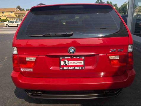 2004 BMW X5 4.4i 4.4i Sport Utility 4D in