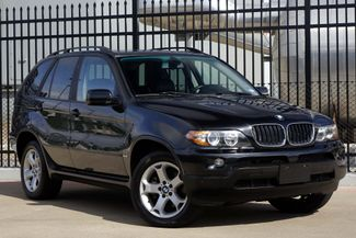 2004 BMW X5* NAV* Sunroof* DVD*  Heated Seats*** | Plano, TX | Carrick's Autos in Plano TX