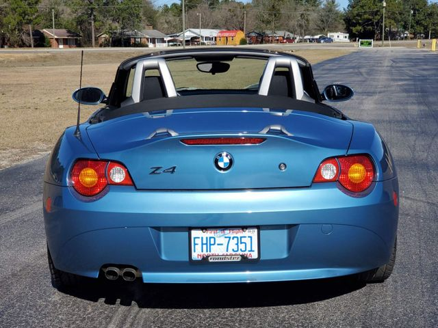 2004 BMW Z4 2.5i Convertible in Hope Mills, NC 28348