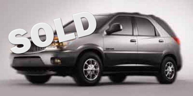 2004 Buick Rendezvous 4DR FWD in Albuquerque, New Mexico 87109