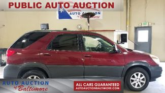 2004 Buick Rendezvous    JOPPA, MD   Auto Auction of Baltimore  in Joppa MD