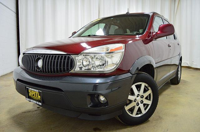 2004 Buick Rendezvous 4d SUV FWD CX