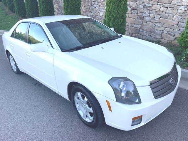 2004 Cadillac-68k!! Low Miles!! CTS-SHOWROOM CONDITION Base in Knoxville, Tennessee 37920