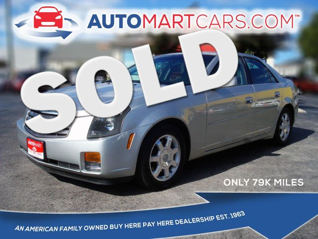 2004 Cadillac CTS  | Nashville, Tennessee | Auto Mart Used Cars Inc. in Nashville Tennessee