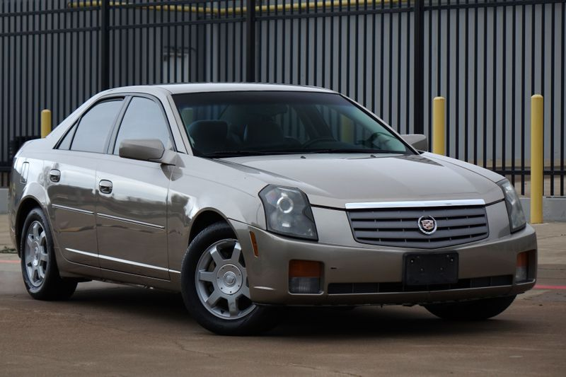 2004 Cadillac CTS  | Plano, TX | Carrick's Autos in Plano TX