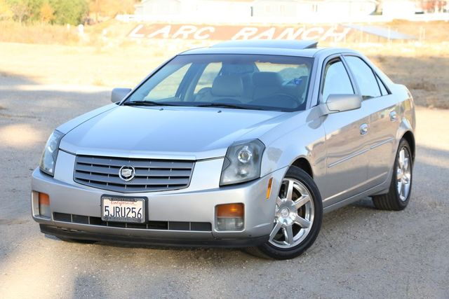 2004 Cadillac CTS Santa Clarita, CA 4