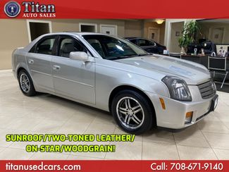 2004 Cadillac CTS Base in Worth, IL 60482