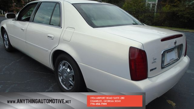2004 Cadillac DeVille LOADED! Atlanta, Georgia 11