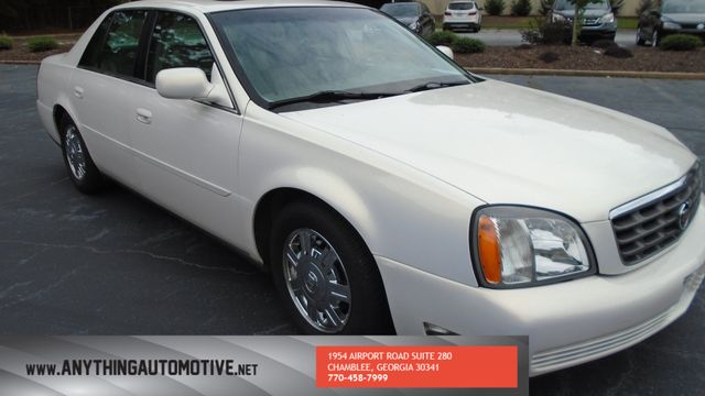 2004 Cadillac DeVille LOADED! Atlanta, Georgia 14