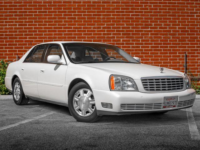 2004 Cadillac DeVille Burbank, CA 1