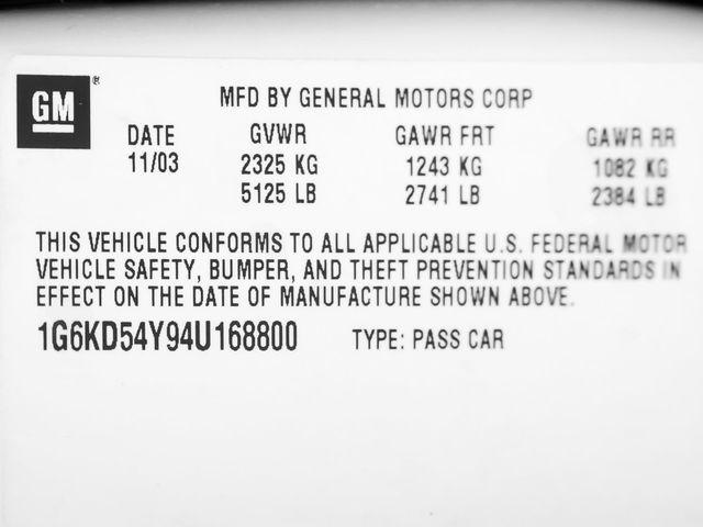 2004 Cadillac DeVille Burbank, CA 26