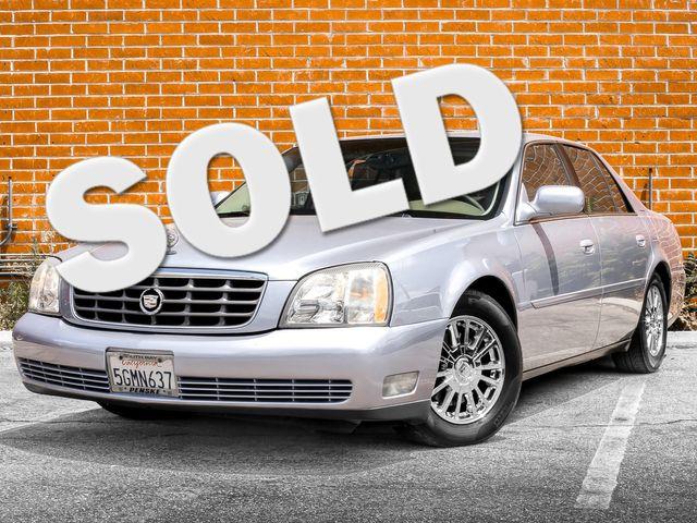 2004 Cadillac DeVille DHS Burbank, CA 0