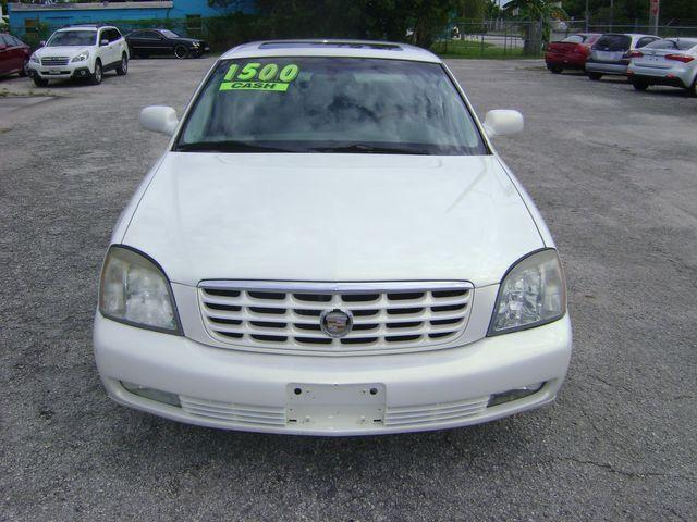 2004 Cadillac DeVille DTS in Fort Pierce, FL 34982