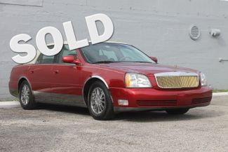 2004 Cadillac DeVille Hollywood, Florida