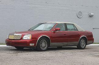 2004 Cadillac DeVille Hollywood, Florida 10