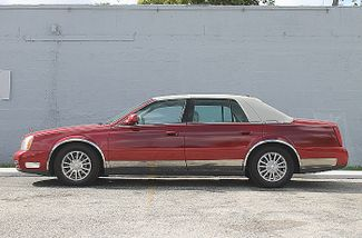 2004 Cadillac DeVille Hollywood, Florida 9