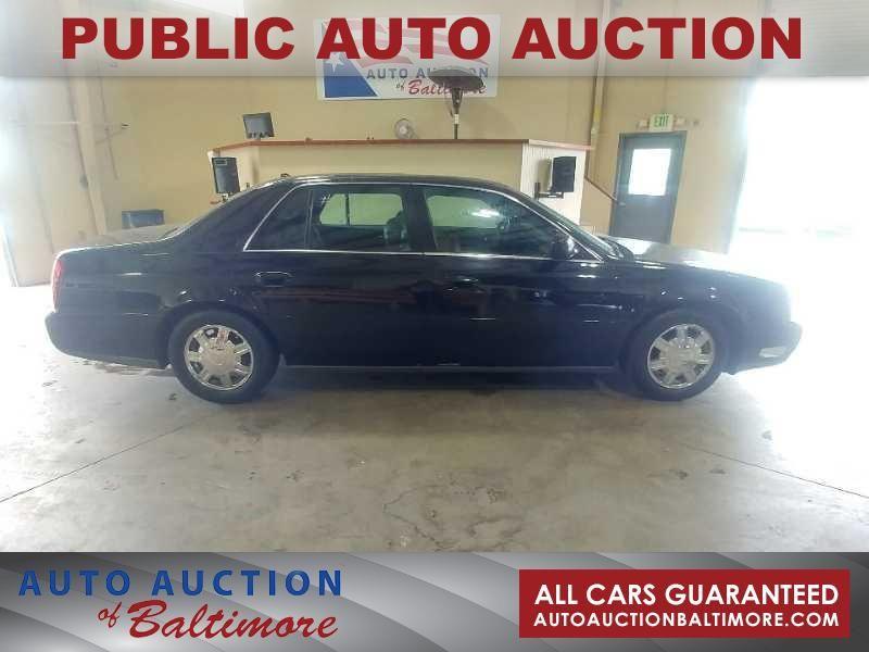 2004 Cadillac DeVille  | JOPPA, MD | Auto Auction of Baltimore  in JOPPA MD